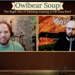 The Guys doing Owlbear Soup